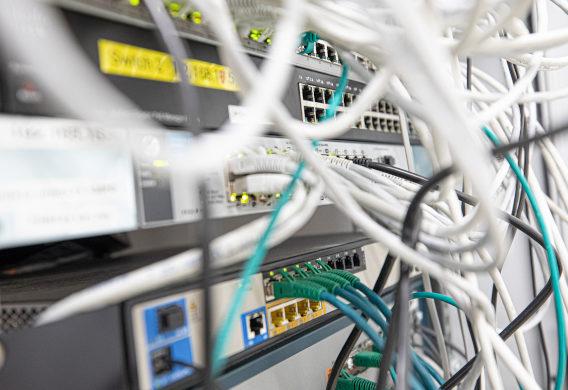Neuer Server und PCs