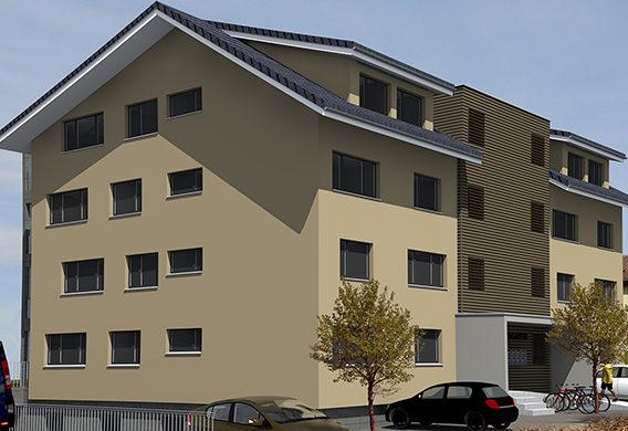 Verkauf Eigentums-Wohnungen im Baumgarten in Schlierbach