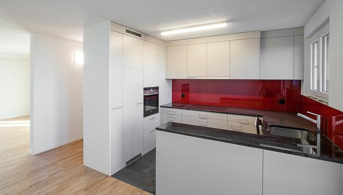 Neue Küche + neues Bad in MFH