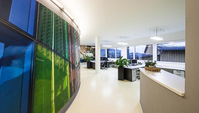 Büroräume Bättig|Stocker Architektur AG