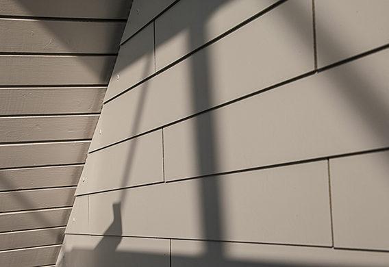 Eternit-Fassade